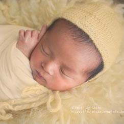 新生児写真の出張撮影